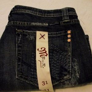 MISS ME Distressed Womens jeans 31, JP4408